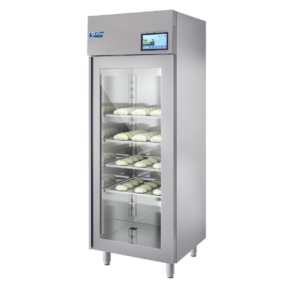 Armadio Climatic Qucino Multifunzione Arte Dolce e Pasta Fresca - Capacità 700 Litri - Temperatura -6+40°C