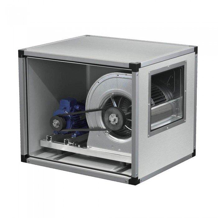 Motore Cassonato TMI con Trasmissione a Cinghia ad 1 Velocità - Potenza di Aspirazione 8.000/11.700 mc/h
