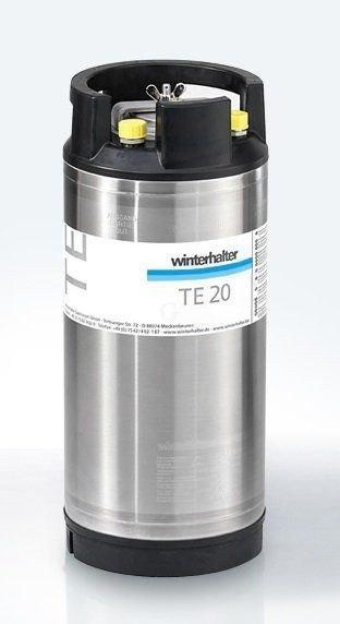 Demineralizzatore Parziale TE 20 Dispositivo per il Trattamento dell'Acqua da Installare a Monte delle Lavastoviglie